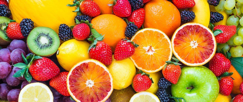 Fresh and organic fruits at Nomad Beach Bar & Restaurant