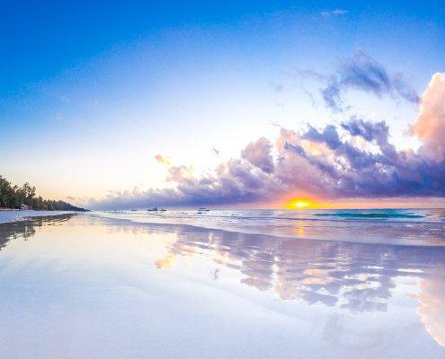 Award winning Diani Beach