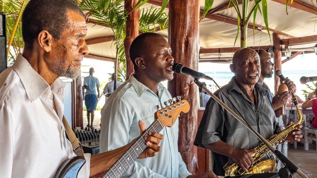 Jazz Trio live at Nomad Beach Bar
