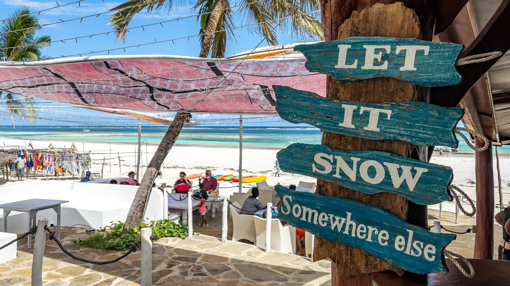 Nomad Beach Bar
